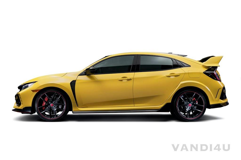 Honda will be soon launching track-focused 2021 Civic Type R Limited Edition in America   VANDI4U