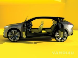 Renault unveils its electric SUV Morphoz concept car: All you need to know | Vandi4u
