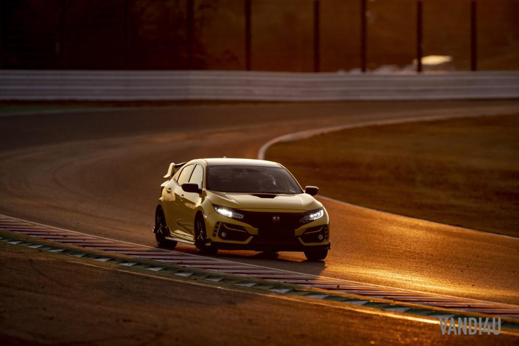 2021 Honda Civic Type R sets new track record at Suzuka