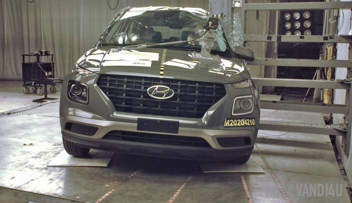 2020 Hyundai Venue earns IIHS's TOP SAFETY PICK AWARD