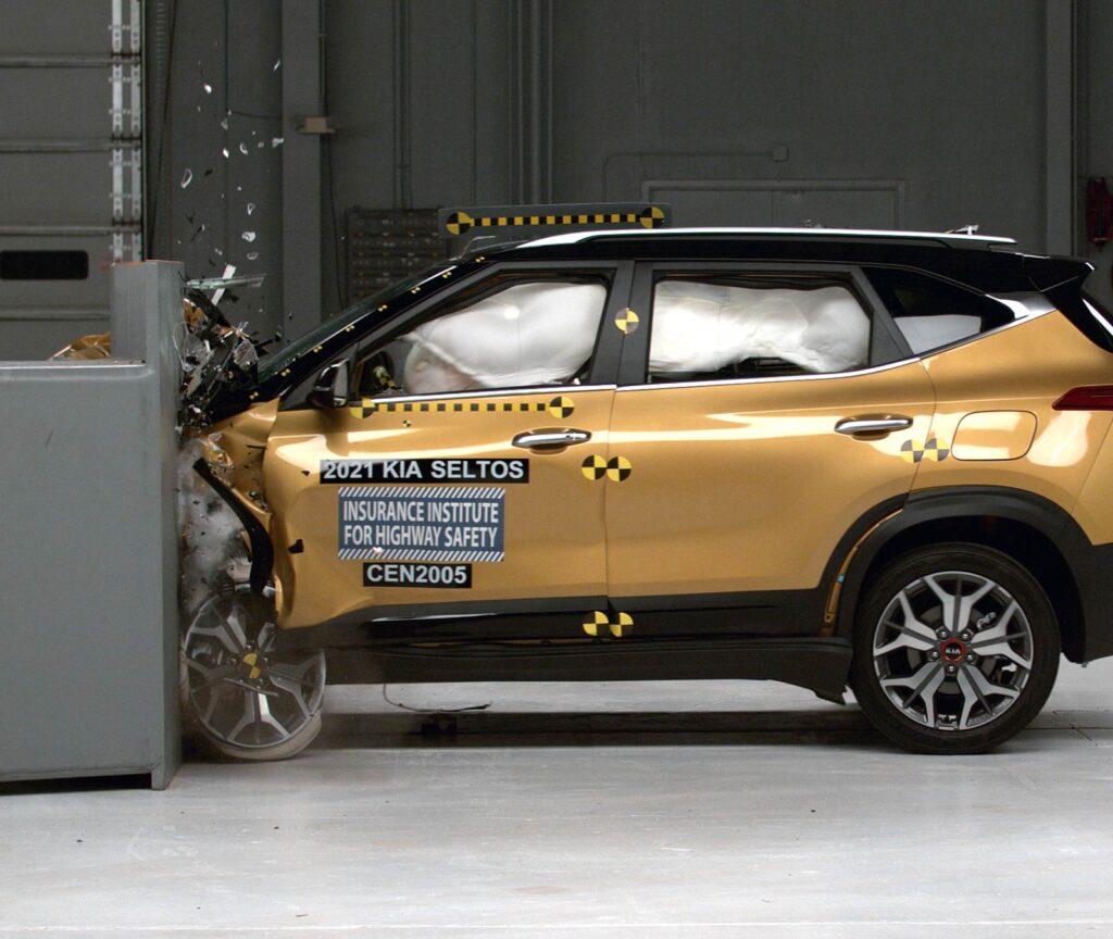 2021 Kia Seltos earns top ratings for crashworthiness in IIHS | Vandi4u