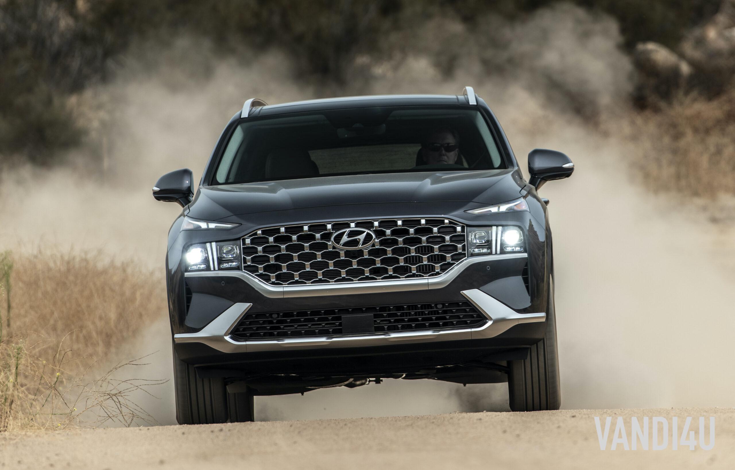 2021 Hyundai Santa Fe: Top 16 things to know | Vandi4u