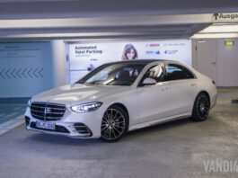 2021 Mercedes Benz S Class Features World's First Automated Valet Parking System | Vandi4u