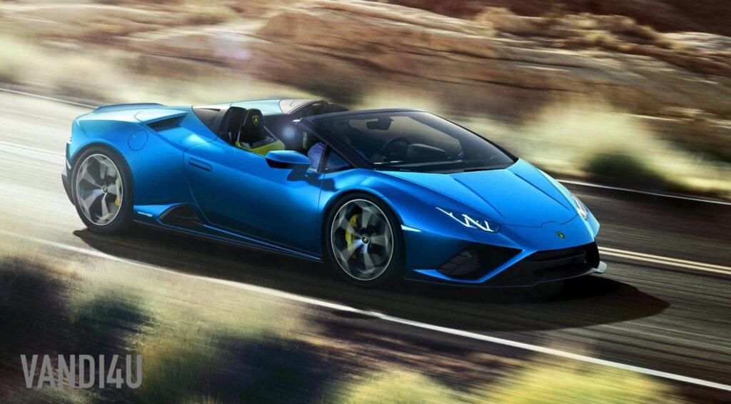 Automobili Lamborghini bulls new sales record   Vandi4u