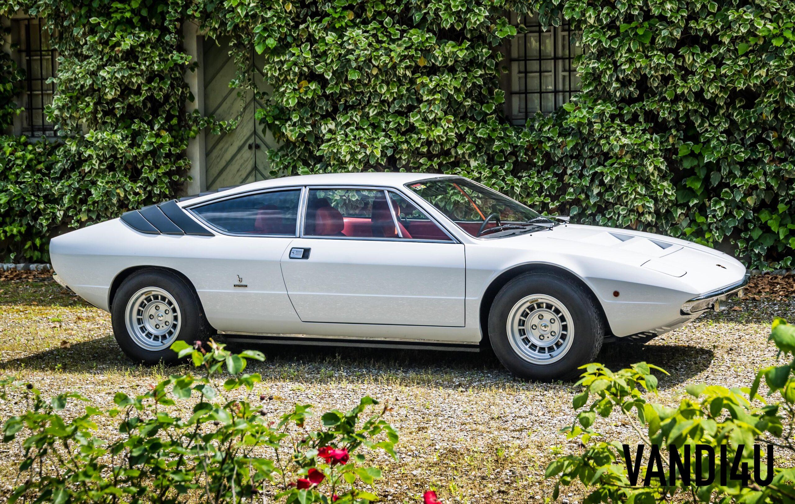 Lamborghini Urraco turns 50: Top 5 things to know   Vandi4u