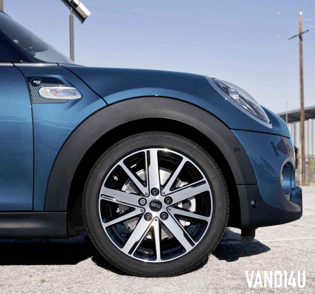 New MINI Convertible Sidewalk Edition: Top 8 things to know   Vandi4u