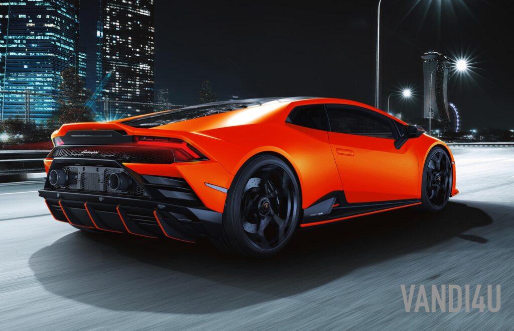 2021 Lamborghini Huracan EVO Fluo Capsule gets 5 new bright colours | Vandi4u