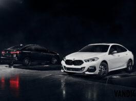 BMW 2 Series Gran Coupe Black Shadow Edition Costs Rs 42.30 lakh | Vandi4u