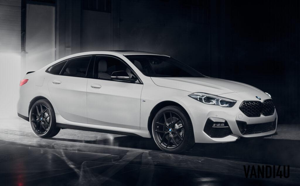 BMW 2 Series Gran Coupe Black Shadow Edition Costs Rs 42.30 lakh   Vandi4u