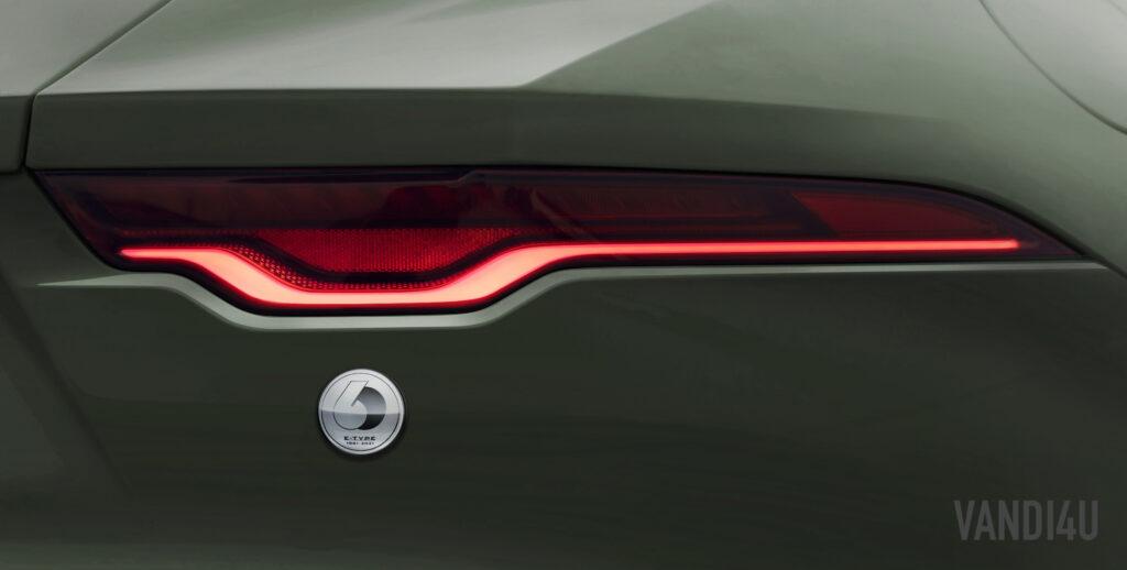 Jaguar launches F-Type Heritage 60 Edition to celebrate 60th anniversary of E-Type   Vandi4u