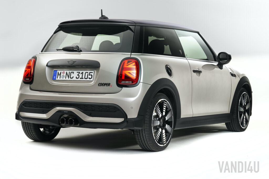 2022 Mini Cooper Gets New Styling And More Tech | Vandi4u