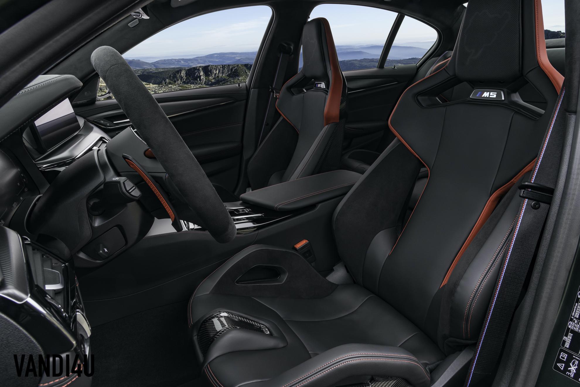 BMW M5 CS: Top 6 things to know | Vandi4u