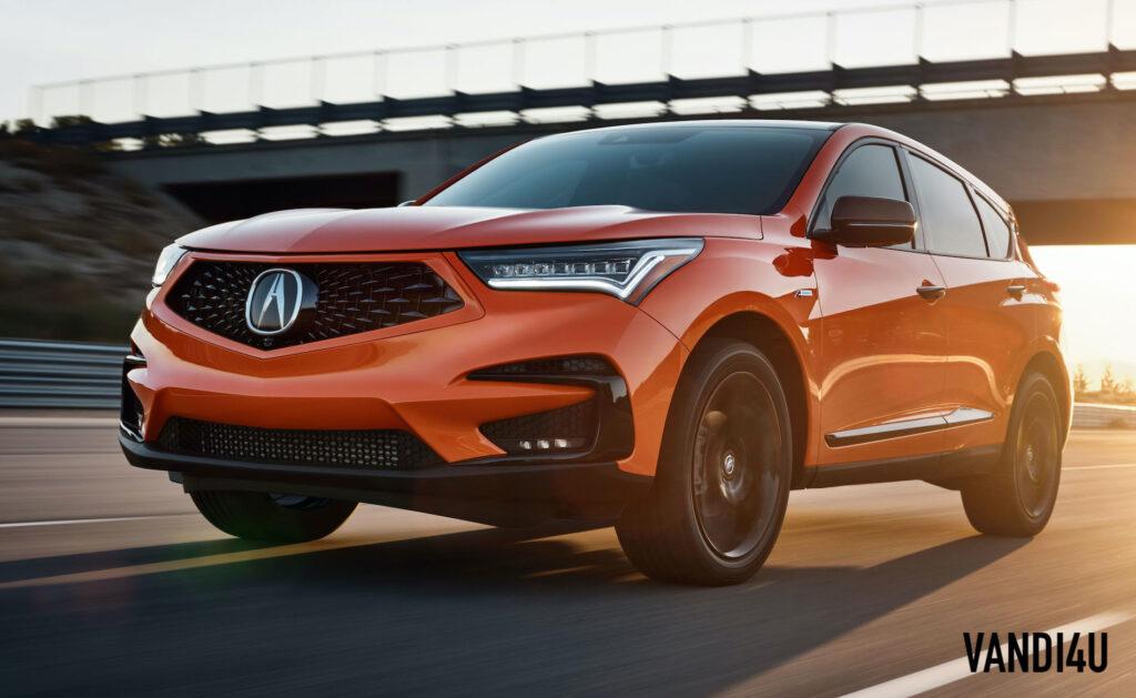 2021 Acura RDX and TLX Earns IIHS' Top Safety Pick+ Award   Vandi4u