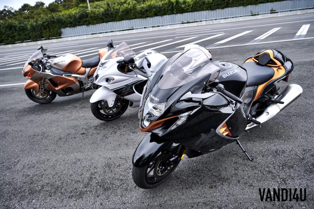 2021 Suzuki Hayabusa to be launched in India by June 2021 | Vandi4u