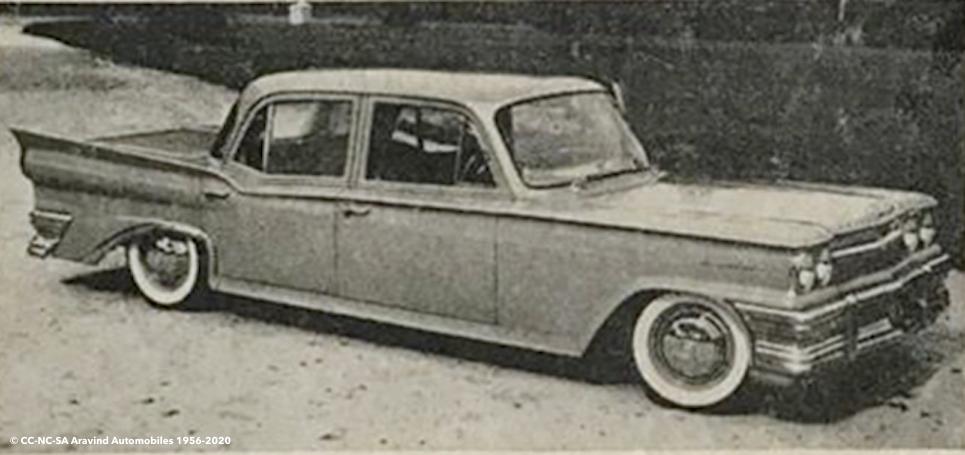 1965 Aravind Palace Special