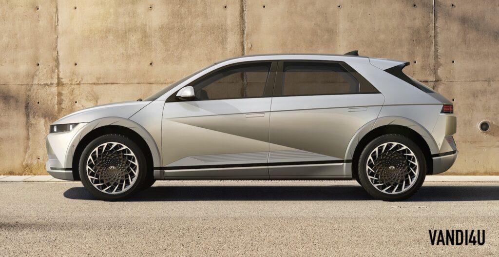 Hyundai unveils Ioniq 5 electric crossover with 470 km range | Vandi4u