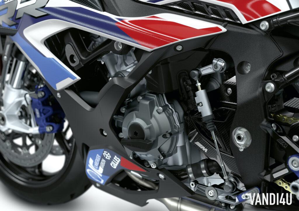 BMW M 1000 RR engine