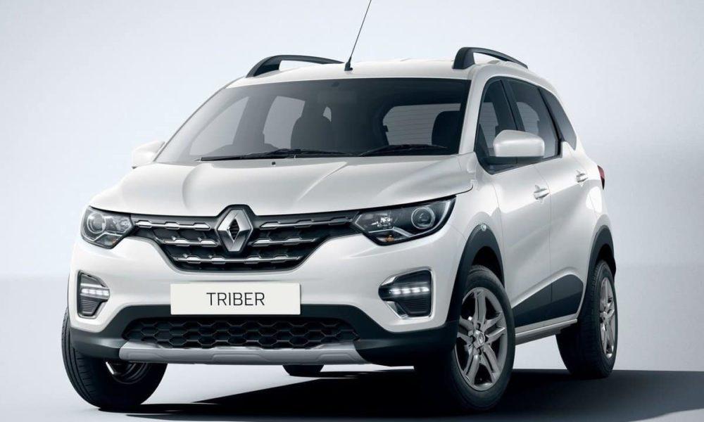 2021 Renault Triber scores 4-stars in Global NCAP crash test | Vandi4u