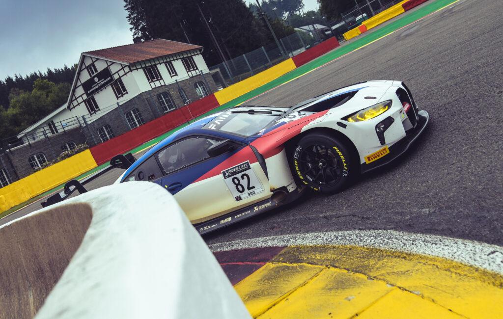 New BMW M4 GT3's race debut on Nordschleife postponed   Vandi4u