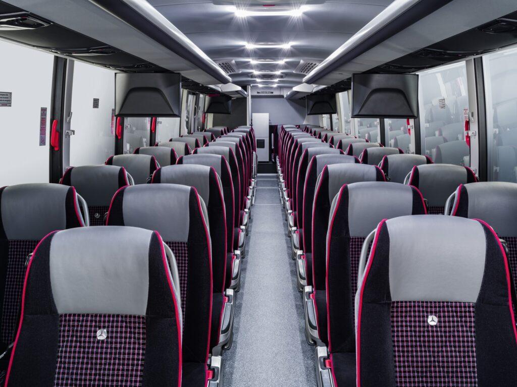 Mercedes-Benz Tourrider businessMercedes-Benz Tourrider interior
